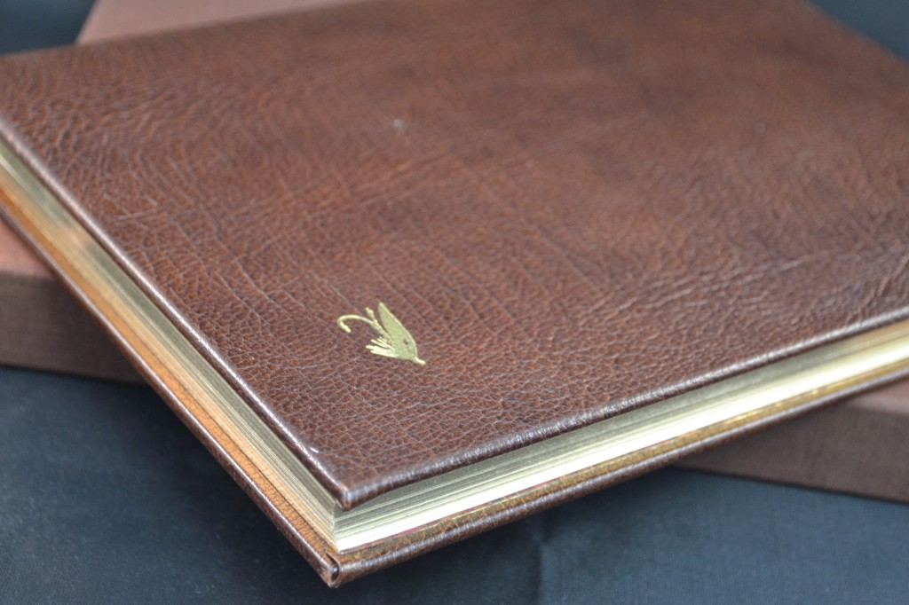 Darbee-MacFrancis's Catskill Fly Tier, limited edition of 125 copies. This is Darbee's copy
