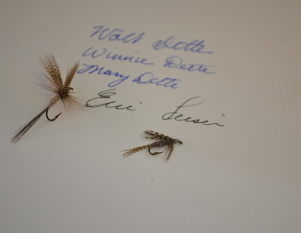 Eric Leiser flies