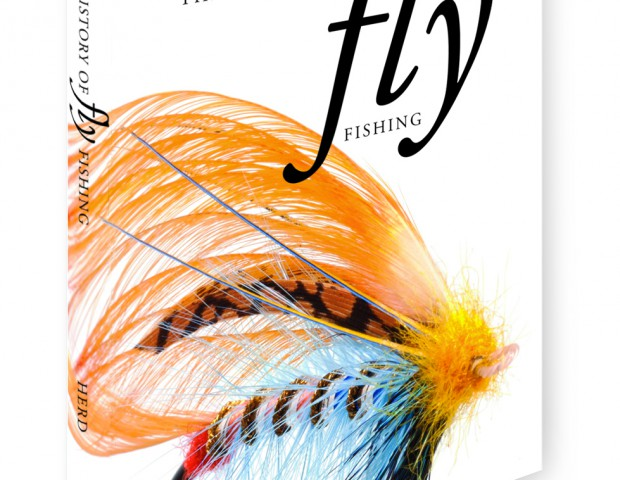 Dr. Herd's History of Fly Fishing cover