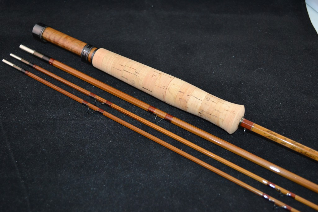 M&G bamboo rod