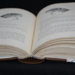 Very special copy of Cholmondeley-Pennel's Fishing. Only one copy. Hand bound with gold edge and hand made head-bands.