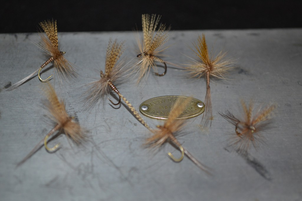 Bunch of Quill Gordons