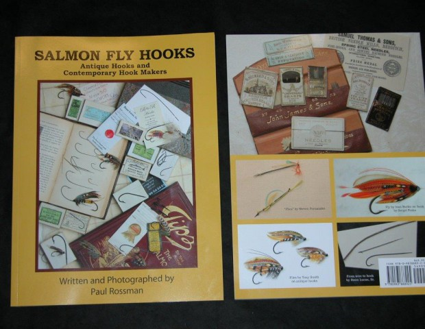 Paul Rossman's Salmon Fly Hooks